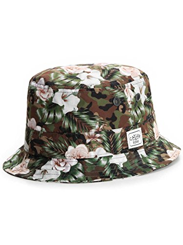 Cayler & Sons Brooklyn Soldier Bucket Hat mc / motifs Taille, Multicolore, Large / X-Large