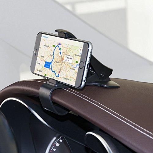 MidGard Universal Armaturenbrett Autohalterung für Smartphones, Navi usw.
