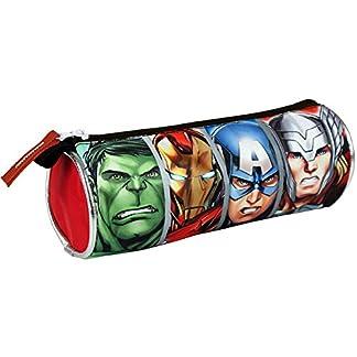 FUNTASTIC Portatodo Vengadores Avengers Marvel The Team cilindrico
