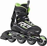 ROLLERBLADE Kinder Fitness Skates schwarz 28-32