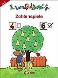 Zahlenspiele (LernSpielZwerge - Mal- und Rätselblocks)