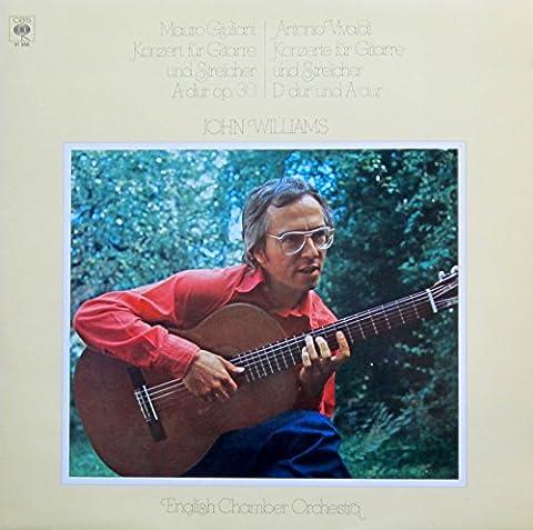 Giuliani/Vivaldi: Gitarrenkonzerte [Vinyl LP]