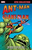 Ant-Man/Giant Man Epic Collection: The Man in the Ant-Hill (Tales to Astonish (1959-1968)) (English Edition)