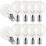 10x mumbi XQ-Lite LED-Lampe E14 2W