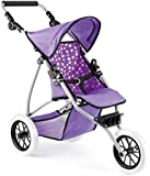 Snuggles Deluxe Dolls 3 Wheel Jogger Pushchair