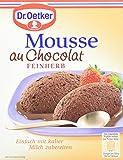 Dr. Oetker Mousse Au Chocolat Fein Herb, 8er Pack (8