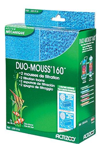Actizoo Zolux Duo Espuma Filtro Acuario 100cm