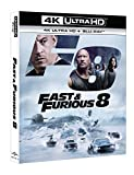 fast & furious 8 (blu-ray 4k ultra hd+blu-ray) BluRay Italian Import