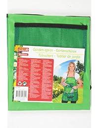 Lifetime Garden 29304 - Delantal con bolsillos para jardinería