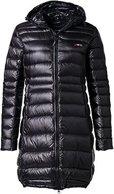 Yeti Faith Lightweight Down Coat Women Black 2018 Jacke von Yeti bei Outdoor Shop