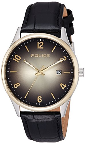 Police Analog Black Dial Men's Watch