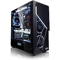 Megaport PC Gamer Premium Intel Core i7-8700K 6X 4,70 GHz Turbo • GeForce RTX2070 8Go • 16Go DDR4 • 250 Go Samsung SSD • 1To • Windows 10 • WiFi Unité Centrale Ordinateur de Bureau PC Gaming