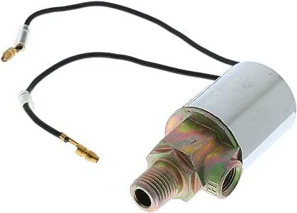 Luft Magnetventil PSI 1//4 /'/' Schlauchtülle Drucklufthorn 180 12V 24V