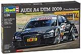 Revell 07176 - Modellbausatz - Audi A4 2009, Timo Scheider, im Maßstab 1:24