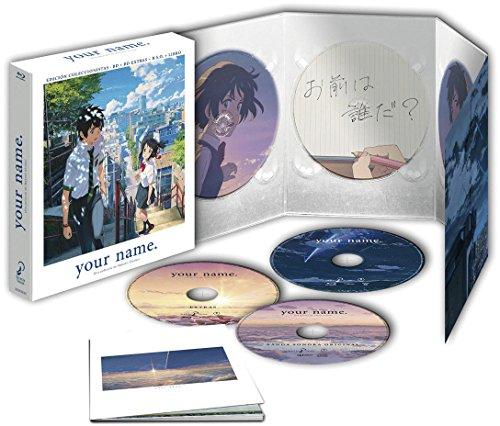 Your Name - Edición Coleccionista [Blu-ray]