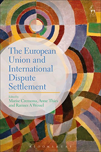 The European Union and International Dispute Settlement (English Edition)