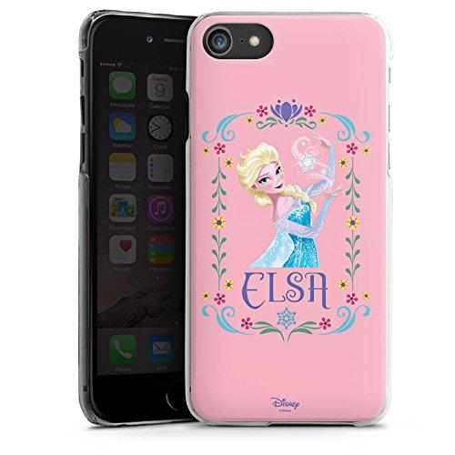 Apple iPhone X Silikon Hülle Case Schutzhülle Disney Frozen Elsa Fanartikel Geschenke Hard Case transparent