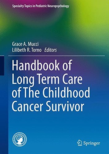 Handbook of Long Term Care of The Childhood Cancer Survivor (Specialty Topics in Pediatric Neuropsychology) (2015-07-31)