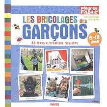 Les bricolages des Garcons