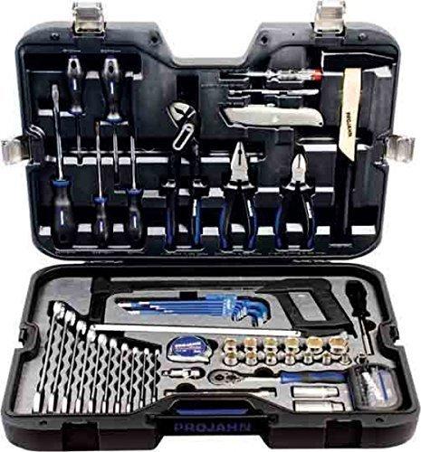 Projahn industrie, universal Werkzeugkoffer 84-teilig, 3903803