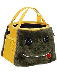 8bplus Boulder Bag Hector und Heidi (8b+) - 8b plus, 8b+ Chalkbag:Rocco
