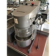 Sammic Batidora Amasadora de 10 litros o 3kg Masa - 220 V 50 hz Monofásico Segunda