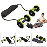 Best Abs fitnesses - SF-world - Roue d'exercice de gym - ABS Review