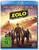 Solo - A Star Wars Story [Blu-ray]