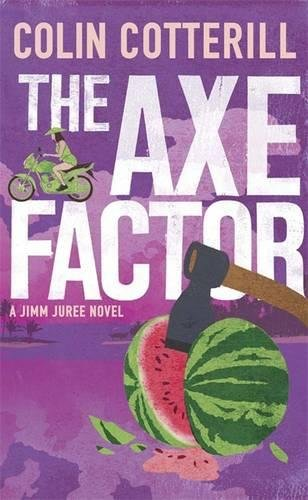 The Axe Factor par Colin Cotterill