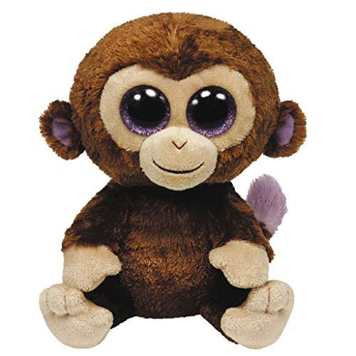 "Beanie Boo Monkey - Coconut - 41cm 16"""