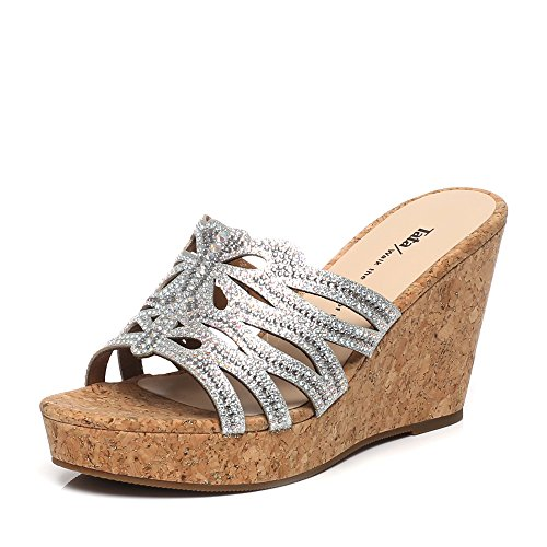 ZPPZZP Ms sandali pantofole comode stile minimalista 35EU