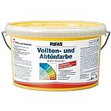 PUFAS Vollton- und Abtönfarben gelb 5 Liter