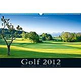 Golfkalender 2012: Deutschlands schönste Golfplätze