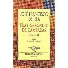FRAY GERUNDIO DE CAMPAZAS TOMO II