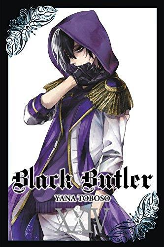 Black Butler, Vol. 24 thumbnail