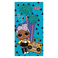 LOL BEACH TOWEL FOR KIDS POLYESTER