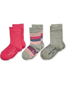 FALKE Mädchen Socken, 3er Pack