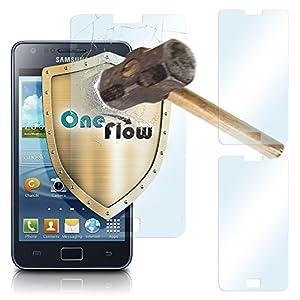 Glas Schutzfolie für Samsung Galaxy S2 / S2 Plus