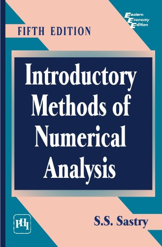 Numerical Analysis Pdf