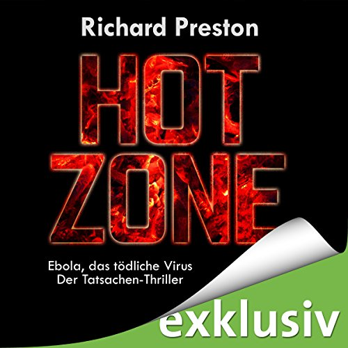 Buchseite und Rezensionen zu 'Hot Zone: Ebola, das tödliche Virus' von Richard Preston
