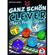Schmidt Spiele Ganz Schon Clever Game Dice, Spanish Rules