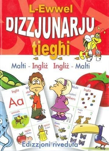 My First Dictionary: Maltese-English & English-Maltese por BDL Publishing