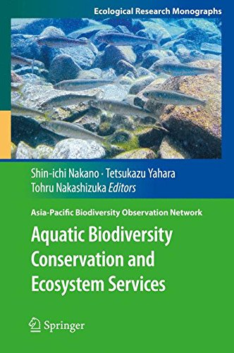 Aquatic Biodiversity Conservation and Ecosystem Services (Ecological Research Monographs)