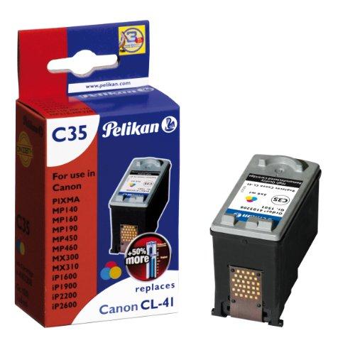 Pelikan Druckerpatrone C35 ersetzt Canon CL-41, 3-color - 6320 Pixma