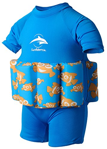 Konfidence Float Suit - Clownfish (1-2 Years)