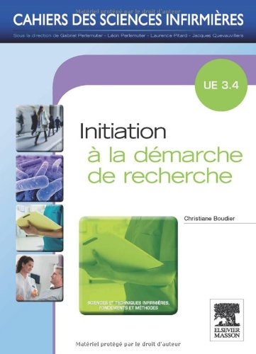 Initiation à la démarche de recherche: Unité d'enseignement 3.4