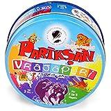 Pariksan | Vrajapuri | an Interesting Card Game | 32 Cards | (Blue)