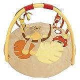 Nattou Jungle 413350 - Coperta per gattonare con arco, giraffa