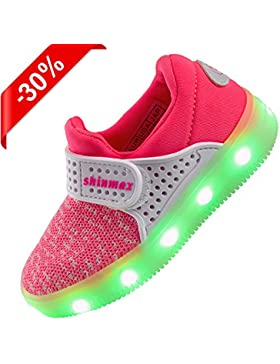Angin-Tech Shinmax Scarpe LED Ca