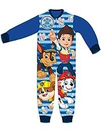 Pijamas de un Pieza Niño Niña Paw Patrol La Patrulla Canina Toy Story Disney Pixar Woody Buzz Lightyear Marvel Avengers Hulk Pijama Ninos Ninas 2-8 Anos